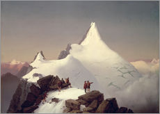 Marcus Pernhart - View of the 'Grossglockner' mountain