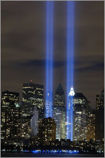 Mark Stevenson - The Tribute in Light memorial.