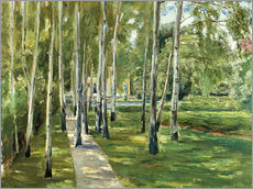 Max Liebermann - Birkenallee