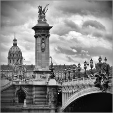 Melanie Viola - Pont Alexandre III PARIS