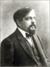  Nadar - Claude Debussy, c1908