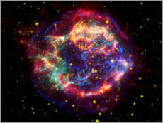  Nasa - Supernova berrest Cassiopeia A