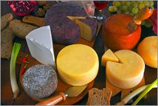 Nico Tondini - Tuscany - food - tuscan cheeses - traditional
