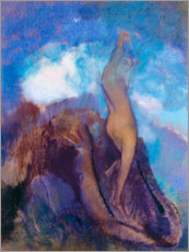 Odilon Redon - Die Geburt der Venus 