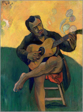 Paul Gauguin - Der Gitarrenspieler