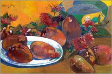 Paul Gauguin - Still Life with Mangos