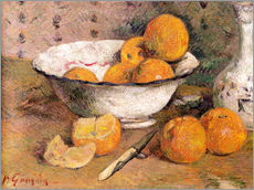 Paul Gauguin - Still life with Oranges