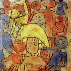 Paul Klee - Bunte Gruppe