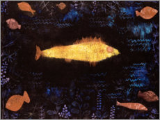 Paul Klee - Der goldene Fisch