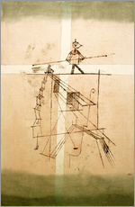Paul Klee - Tightrope Walker