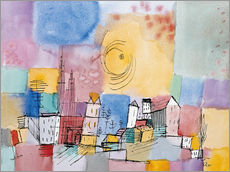 Paul Klee - Deutsche Stadt BR