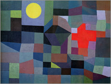 Paul Klee - Fire