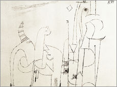 Paul Klee - Katzen