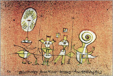 Paul Klee - Litho
