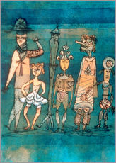 Paul Klee - Masken