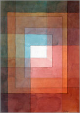 Paul Klee - polyphon gefasstes Weiss