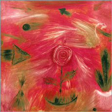 Paul Klee - Rose Wind