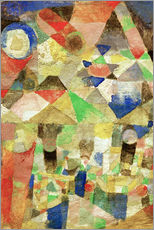 Paul Klee - Schiffsternenfest
