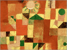Paul Klee - Sonnengold
