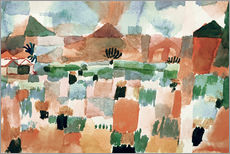Paul Klee - St.Germain bei Tunis landeinw.