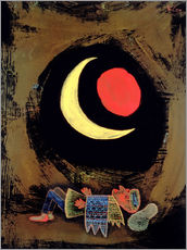 Paul Klee - Strong Dream, 1929