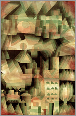 Paul Klee - Traum-Stadt