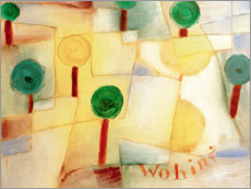 Paul Klee - Wohin?