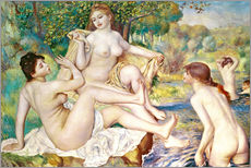 Pierre-Auguste Renoir - Die groen Badenden