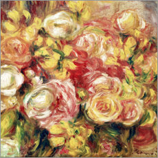 Pierre-Auguste Renoir - Rosen