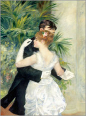 Pierre-Auguste Renoir - Tanz in der Stadt