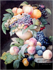 Pierre Joseph Redoute - Fruits