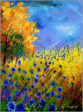 Pol Ledent - corn flowers