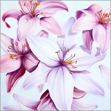 Renate Berghaus - Lilies 3