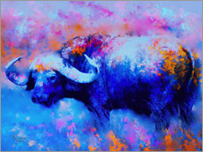 Rosalina Nikolova - Cape Buffalo