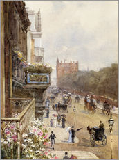 Rose Maynard Barton - Piccadilly, 1894