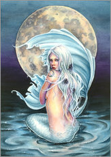 Selina Fenech - moon mermaid