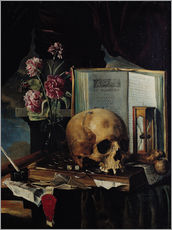 Simon Renard de Saint-Andre - Vanitas