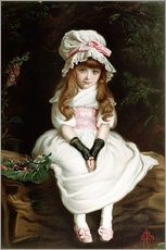 Sir John Everett Millais - Cherry Ripe