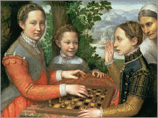 Sofonisba Anguissola - Game of Chess