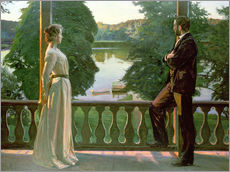 Sven Richard Bergh - Nordic Summer Evening
