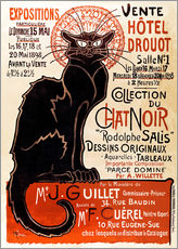 Thophile-Alexandre Steinlen - Sammlung von Le Chat Noir