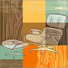 Thomas Marutschke - lounge chair