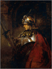 van Rijn Rembrandt - Alexander d.Groe