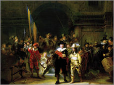 van Rijn Rembrandt - The Nightwatch