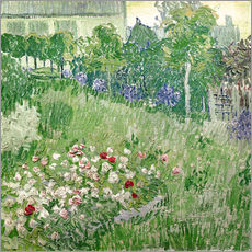 Vincent van Gogh - Daubigny's garden