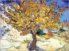 Vincent van Gogh - Maulbeerbaum