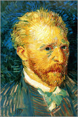 Vincent van Gogh - Vincent van Gogh - Selbstportrt