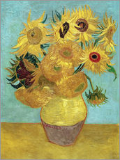 Vincent van Gogh - Sonnenblumen