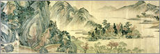 Wen Zhengming - The Peach Blossom Spring
