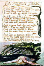 William Blake - A Poison Tree